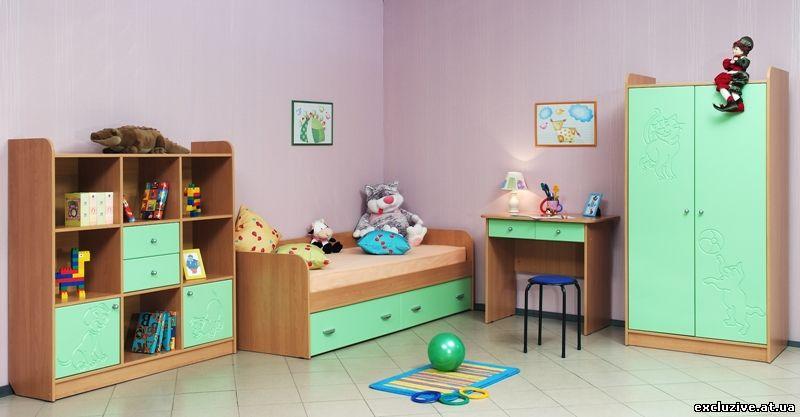 Как выбрать детскую мебель в воронеже.
